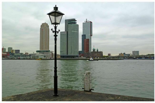 Architectuur for Venster lantaarn rotterdam